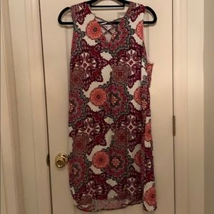 New York & Company Sleeveless dress